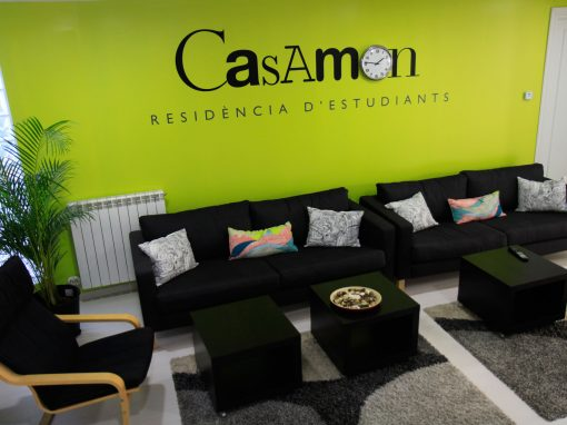 RESIDENCIES D'ESTUDIANTS CASAMON